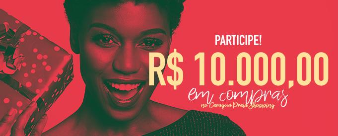 <b>Promoção de Natal 2020:</b> R$ 10.000,00 em compras!